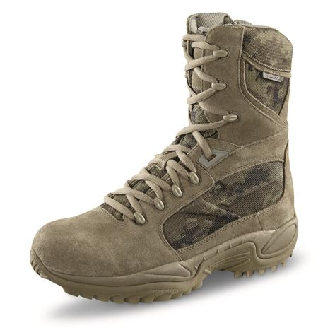 reebok s ert waterproof tactical boots 282281