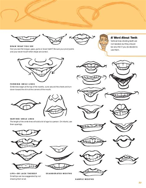 How To Draw Caricature Faces Step By Step