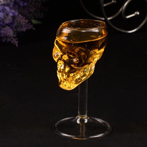 Skull Glass buy wholesale boot glass from china boot