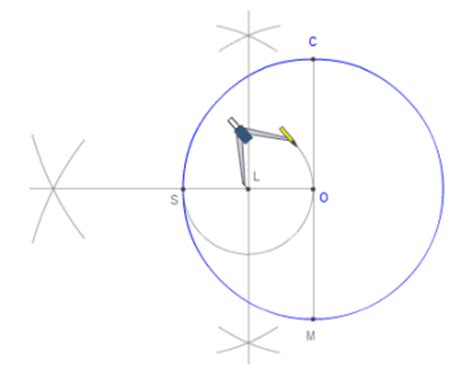how to construct a pentagon construct a pentagon with a compass tutorvista answers