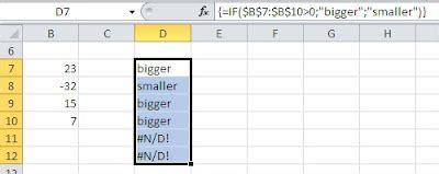 excel 2010 array formula tutorial microsoft excel array formulas exles excel array