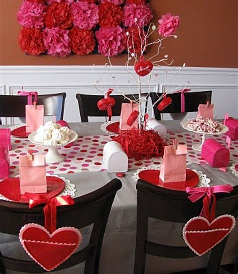 table setting valentines decorations ideas black and day table settings