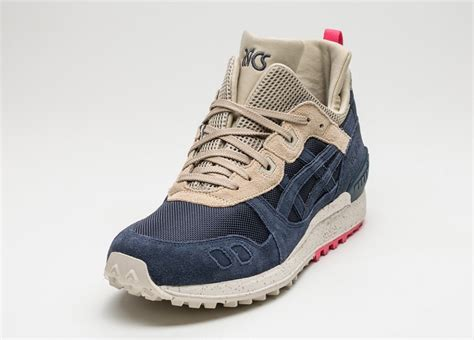 Sepatu Sneakers Asics Gell Lyte Iii Mt Navy Sol Gum For asics gel lyte mt sole collector