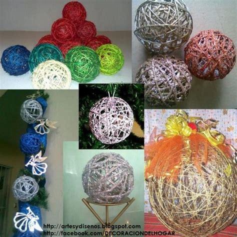 10 bolas globos nieve diy diy 191 c 243 mo hacer bolas o esferas para navidad by