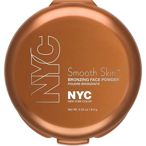 New York Color Smooth Skin Liquid Foundation Nyc New York Color Smooth Skin Bronzing Powder In Skin Care Makeup Clearance