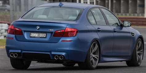 2015 Bmw M5 by 2015 Bmw M5 Edition Review Track Test Caradvice
