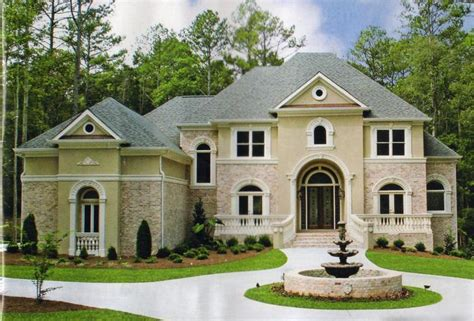 small luxury home plans compact luxury home plans
