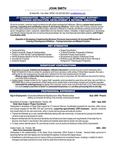 Banker Resume Sample by Project Coordinator Resume Template Premium Resume