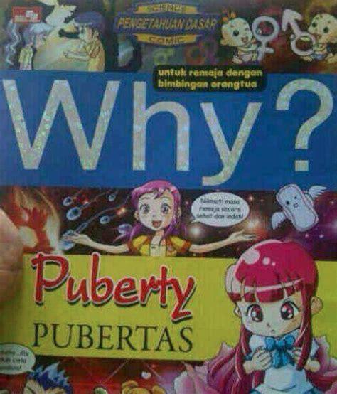 Buku Komik Pengetahuan Why waspada ide lgbt dalam buku komik sains anak terbitan