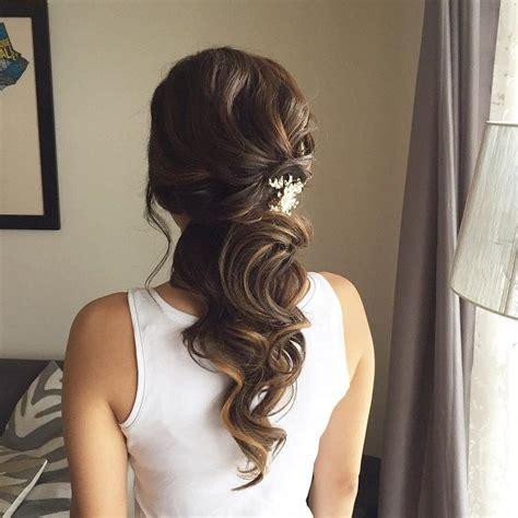 Bridal Hair Half Up Curly by This Beautiful Half Up Half Bridal Hairstyle
