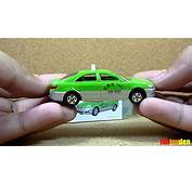 Toyota Camry Taxi  Takara Tomy Tomica Die Cast Car