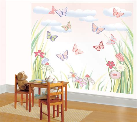 Cheap Wall Decals For Nursery Nursery Wall Decor 15 Tree Sided Wall Decor For The Blank And Boring Walls In T Nursery