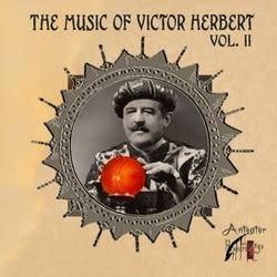 Cd Potret Ii By Calvin Musik site the of victor herbert volume ii