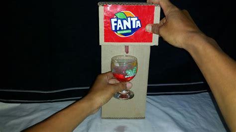 Murah Kredit Mudah Dispenser cara membuat dispenser minuman fanta