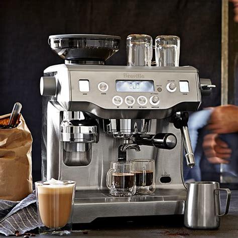 Breville Oracle Espresso Maker   Williams Sonoma