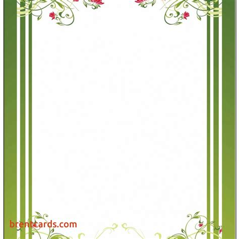 Wedding Invitation Card Border by Wedding Invitation Card Border Designs Free Style