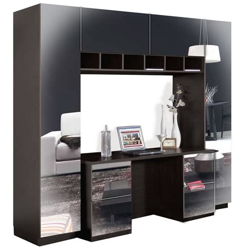Wall Desk Unit by Davidson Wall Unit Desk Contempo Space