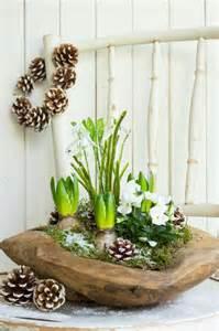 winterliche dekoration die besten 17 ideen zu deko fr 252 hling auf