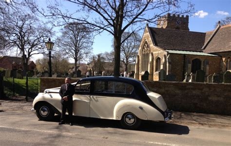 Wedding Car Hire Leicester by Princess Landaulette Wedding Car Hire Leicestershire