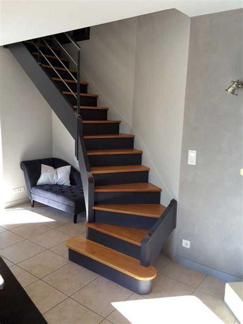 Beau Peinture D Une Chambre #1: Peinture-escalier-orvault.jpg
