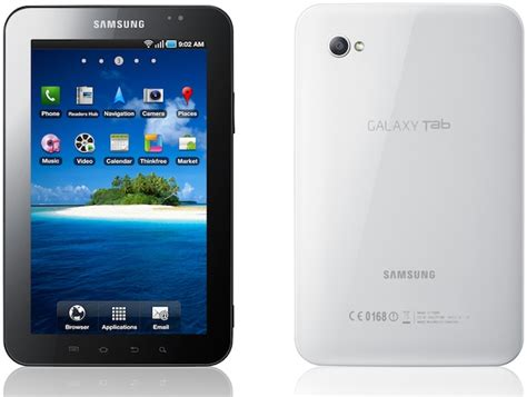 Samsung Galaxy Tab 1 7inch samsung galaxy tab 7 inch wifi only version priced at 349 99 for usa