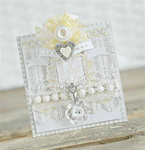 handmade shabby chic wedding cards handmade vintage shabby chic greeting card vintage shabby chic and shabby