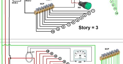 miniature circuit breaker wiring diagram engine auto