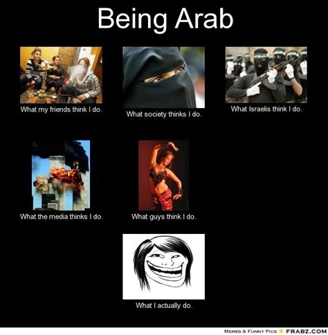 Funny Arab Memes In English - muslim racists memes