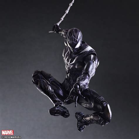 Variant Play Arts Marvel Universe Spider marvel universe variant play arts spider limited color ver square enix store