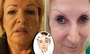 tattoo eyebrows daily mail permanent makeup tattoos the celebrity craze that s