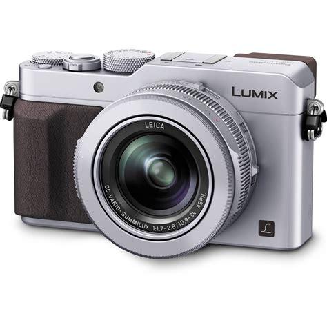 Panasonic Lumix Dmc Lx100 Kamera Mirrorless Silver panasonic lumix dmc lx100 digital silver dmc