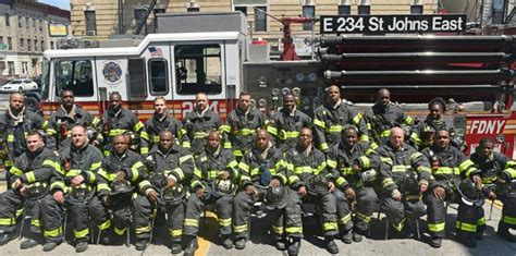 the fdny s majority black company center for