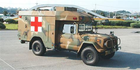Kia Ambulance Km451 Ambulance Kia Motors Corporation S Vehicle