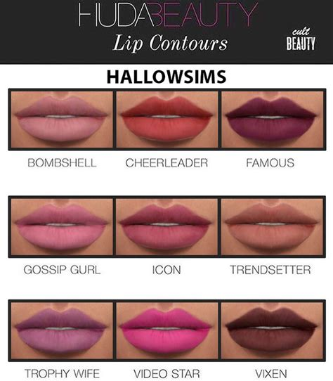 Huda Lipstick New Colour 13 best huda images on huda lipstick swatches liquid matte lipstick and