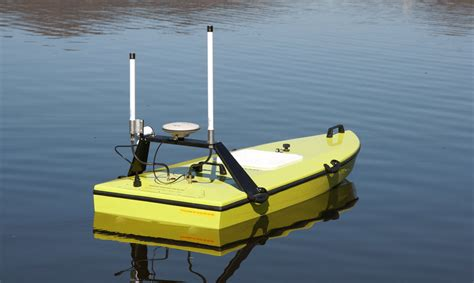 boat survey cost cee usv remotely operated hydrographic survey drone boat