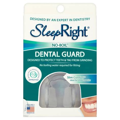 comfort dental reviews sleepright slim comfort dental guard from ocado