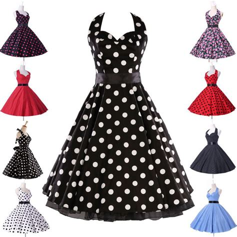 swing vintage dresses cheap 1950s 40s housewife retro pin up swing wiggle
