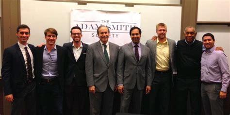 Ut Jd Mba Program by Ut Hosts Healthcare Policy Debate Adam Smith Society