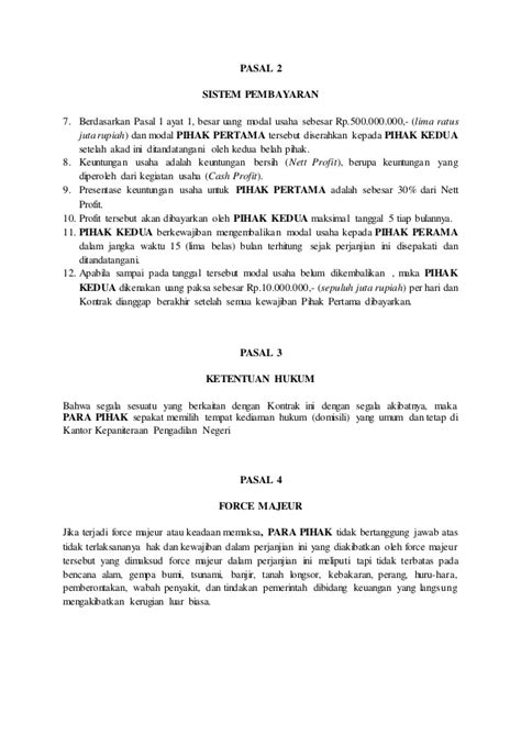 contoh surat mou 28 images info sma smk kabupaten boyolali undangan