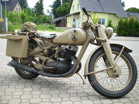 Motorrad Dkw Nz 350 by Dkw Nz 350 Fahrzeuge Der Wehrmacht De
