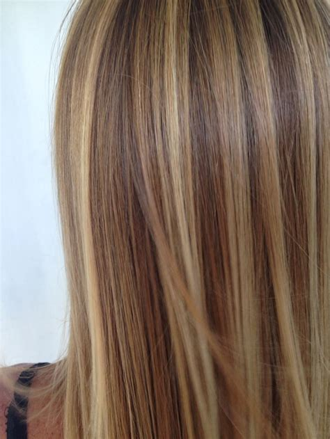 blonde highlights on brown hair the 25 best hair highlights and lowlights ideas on