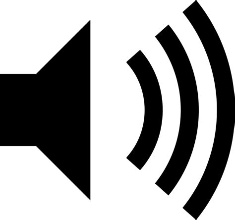 sound  svg png icon