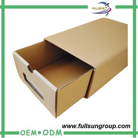 scatole a cassetto tipo cassetto estraibile finestra di plastica scatola di
