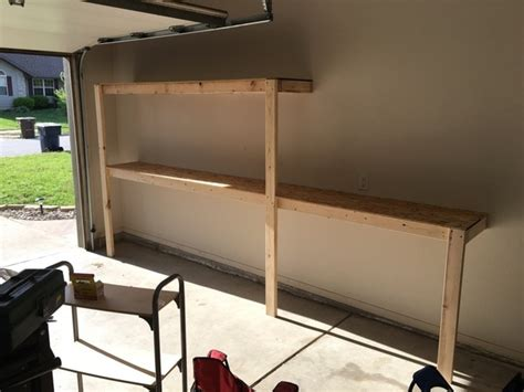 6 Simple Diy Garage Storage Solutions You Can Do Today Diy Garage Shelving