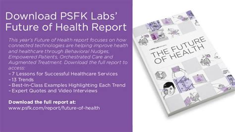 psfk 2017 forecast summary report this year s future of health