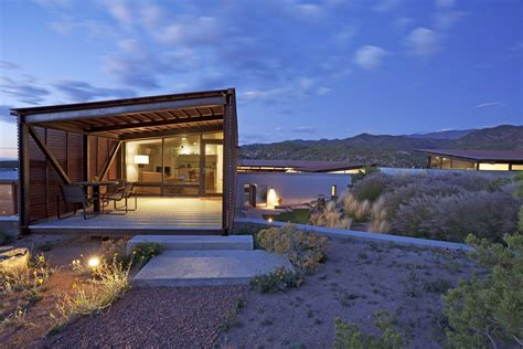 desert house in santa fe new mexico