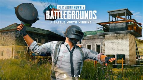 playerunknowns battlegrounds pubg ps4 review perhaps