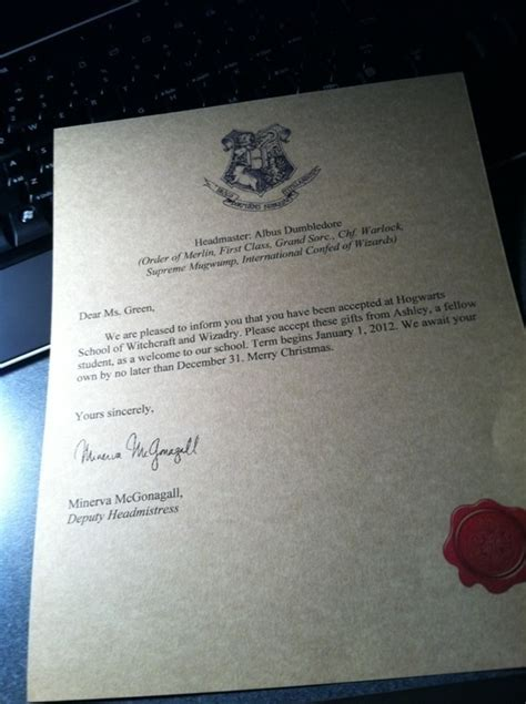 Harry Potter Acceptance Letter Copy And Paste Harry Potter Hogwarts Acceptance Letter 183 How To Make A Digital Artwork 183 Computer On Cut