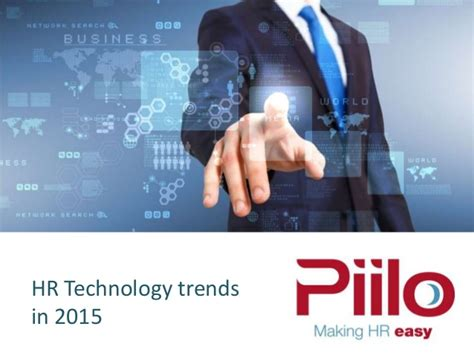 human resources technology trends in 2015