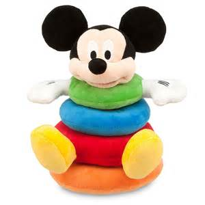 Covers For Chairs Mickey Mouse Plush Stacking Toy For Baby Disney Baby
